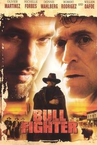 Bullfighter as Jones
