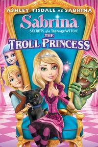 Sabrina Secrets of a Teenage Witch: The Troll Princess