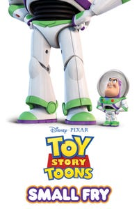 Small Fry as Buzz Lightyear