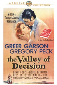 The Valley of Decision as Jim Brennan