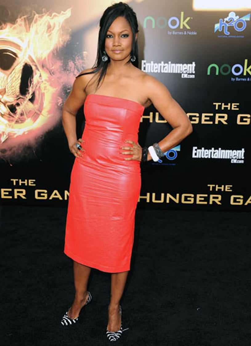 "Garcelle Beauvais - ""The Hunger Games"" Los Angeles premiere, March 12, 2012"