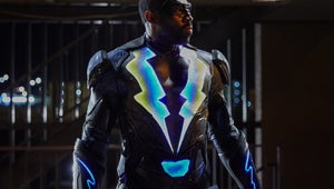 Twitter Is Already in Love With Black Lightning
