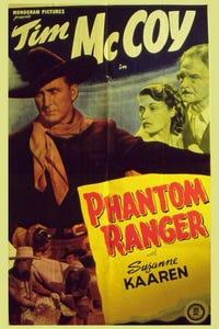 Phantom Ranger as Henchman (uncredited)