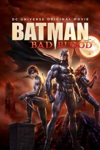 Batman: Bad Blood as Batwoman/Kathy Kane