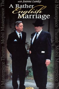 A Rather English Marriage as Reggie Conyngham-Jervis