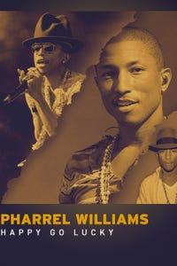 Pharrell Williams: Happy Go Lucky
