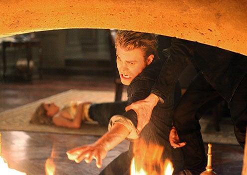 """Vampire Diaries - Season 3 - """"Bringing Out The Dead"""" - Paul Wesley as Stefan"""