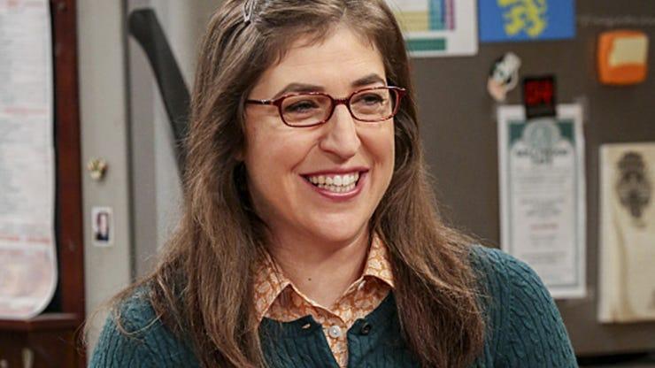 Mayim Bialik, The Big Bang Theory