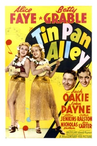 Tin Pan Alley as Man in Audience