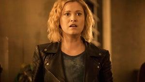 The 100 Sneak Peek: Clarke Reels in the Wake of Bellamy's Death and Gaia Returns