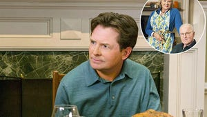 Keck's Exclusives First Look: Michael J. Fox's Thanksgiving Family Reunion