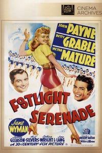 Footlight Serenade as Secretary