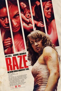 Raze as Elizabeth