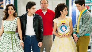 On the Set: Wizards of Waverly Place Prepares to Disappear