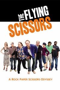 The Flying Scissors as Frank Johnson
