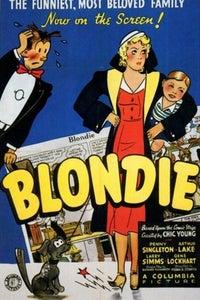 Blondie as J.C. Dithers