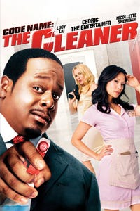 Code Name: The Cleaner as Man in Car