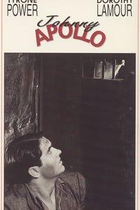Johnny Apollo as Detective