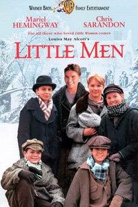 Little Men as Fritz Bhaer