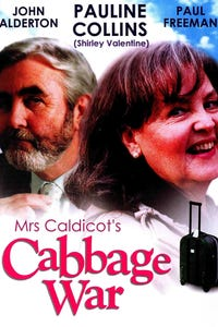 Mrs. Caldicot's Cabbage War as Jenkins