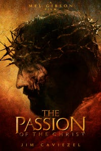 The Passion of the Christ as Jezus Chrystus