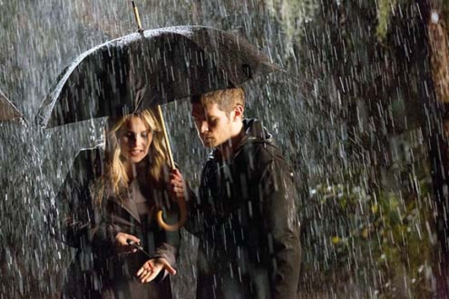 """The Originals - Season 1 - """"Apres Moi, le Déluge"""" - Claire Holt and Joseph Morgan"""