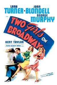 Two Girls on Broadway as Salesman
