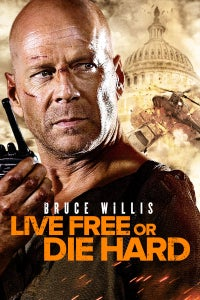 Live Free or Die Hard as Chuck Summer