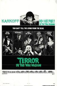 Terror in the Wax Museum as Flexner