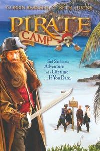 Pirate Camp as Annalisa
