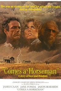 Comes a Horseman as Ella Connors