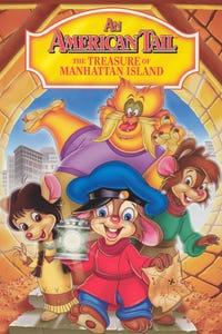 An American Tail 3: The Treasure of Manhattan Island as Fievel