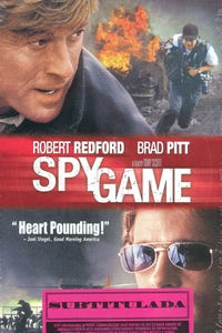 Spy Game as Sheik Salameh