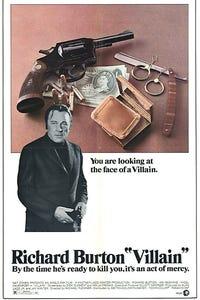 Villain as Wolfe Lissner