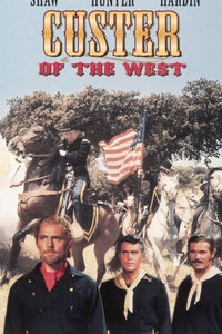 Custer of the West as Gen. George Armstrong Custer