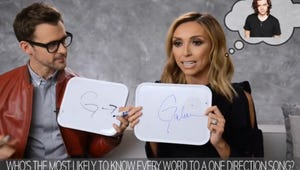 VIDEO: The Fashion Police Cast Reveals Who's Obsessed with Harry Styles and More