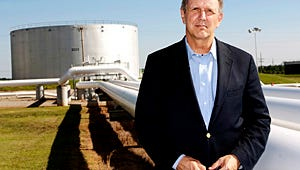 VIDEO: Charles Gibson Spills the Oil Industry's Dirty Secrets