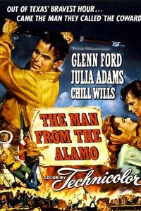 Man From the Alamo as Jess Wade