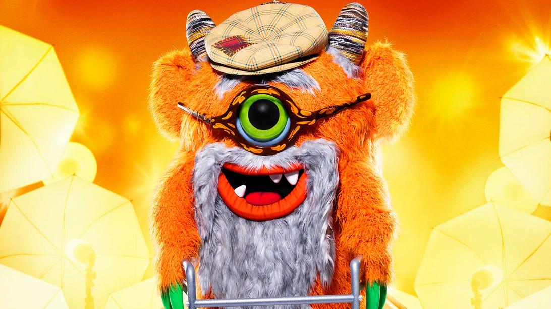 Grandpa Monster, The Masked Singer