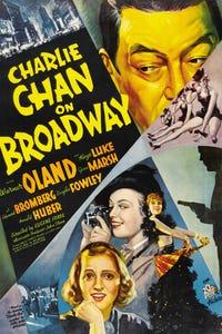Charlie Chan on Broadway as Buzz Moran