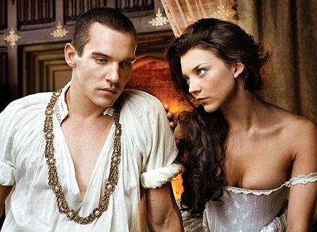The Tudors - Season 2 - Jonathan Rhys Meyers as Henry VIII, Natalie Dormer as Anne Boleyn