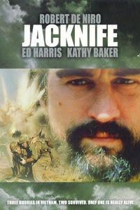 Jacknife as Joseph 'Jacknife' Megessey