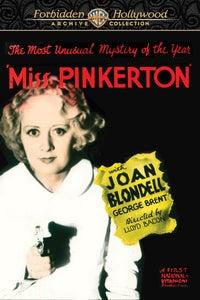 Miss Pinkerton as Inspector Patten