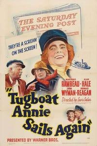 Tugboat Annie Sails Again as Johnson