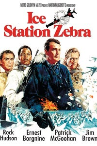 Ice Station Zebra as Raeburn
