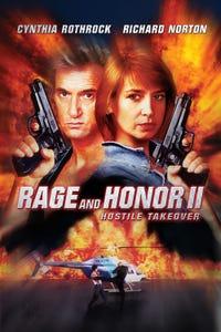 Rage and Honor II: Hostile Takeover as Kris Fairchild