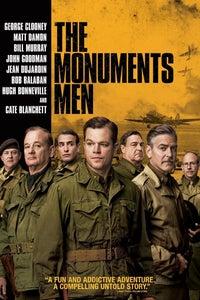 The Monuments Men as Jean Claude Clermont