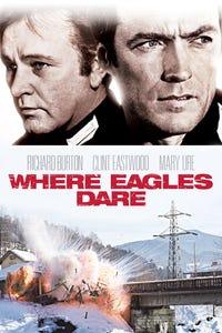 Where Eagles Dare as Lt. Morris Schaffer