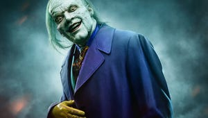 Get Your First Look at Jeremiah Going Full Joker in the Gotham Finale