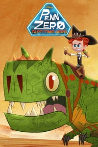 Penn Zero: Part-Time Hero as Captain Super Captain
